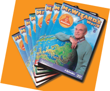 Mr. Wizard's World DVDs