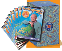 Mr. Wizard's World - 8 Disk Boxed Set