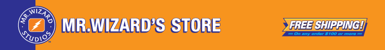 Mr. Wizard Studios Store
