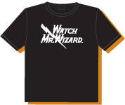 Watch Mr. Wizard T-Shirt